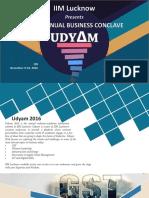 Brochure Udyam2016