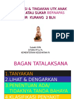 2KLASIFIKASI & TINDAKAN UTK ANAK BATUK kurang 2 bln.ppt