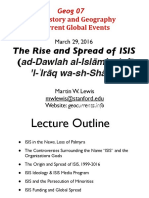 Isis Lecture PDF