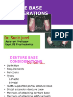 Denture Base Consideration-16!12!14