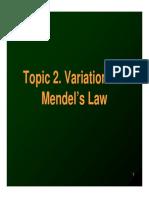 Topic02 Mendelian Variations Colourv