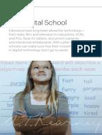 The Digital School