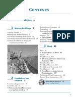 Fundamentals of Building Construction 6th Ed. - ToC