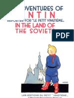 01 - Tintin - Land of the Soviets