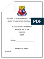 MODUL TRANSISI BAHASA MALAYSIA TAHUN 1(Autosaved).docx