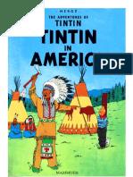 03 - Tintin in America
