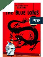 Tintin 05 - The Blue Lotus