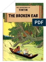 06 - Tintin - The Broken Ear (1937)