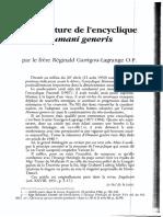 Garrigou-HumaniGeneris