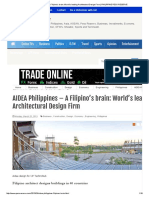 AIDEA Philippines – a Filipino's Brain_ World's Leading Architectural Design Firm _ PHILIPPINE PESO RESERVE