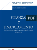 Finanzas y Financiamiento -[Alex Velez]