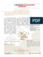 Modul Hr Management Development Program
