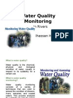 Water Quality Monitoring Part I