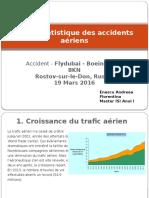 Accidents Enescu Etude Statistique Des Accidents Aériens