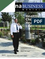 Corona Business Monthly - July 2010
