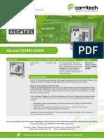 Alcatel ISAM/ASAM - Carritech Telecommunications