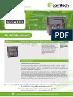Alcatel Mainstreet - Carritech Telecommunications