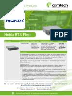 Nokia BTS Flexi - Carritech Telecommunications