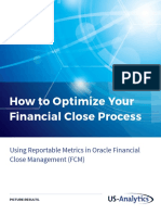 FCM White Paper How to Optimize Your Financial Close Process