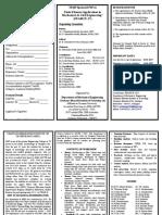 New FDP Brochure