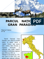 Parcul National Gran Paradiso
