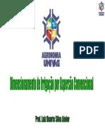 Projeto Aspersão Convencional_Fórmulas