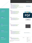 Common Android Views Cheat Sheet V2