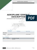 ABCD-GD-01-00 - Aeroplane General Description - 17.02.16 - V1(1)