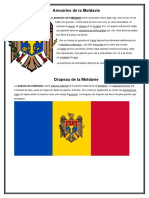 Les Symboles Nationaux de La Republique de Moldavie