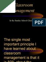 SS Classroom Management June 27 2010