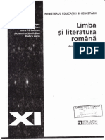 Manual Romana Humanitas XI
