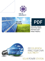 Group7 Solar Power
