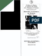 Historia Economica de Europa Siglos Xv-xx (1)