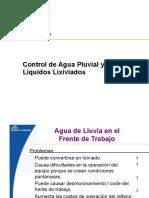 Control Agua Pluvial Lixiviados