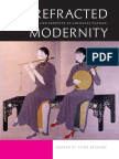 Yuko Kikuchi Refracted Modernity Visual Culture and Identity in Colonial Taiwan