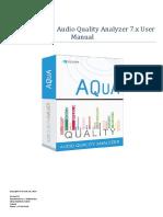 AQuA 7.x Manual