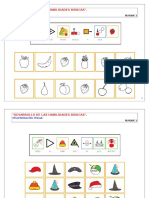 BLOQUE 1 - DESARROLLO DE LAS HABILIDADES BASICAS - Discriminacion Visual.doc