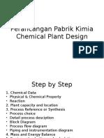 Perancangan Pabrik Kimia 1