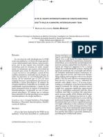 El Rol Del Psicologo en El Equipo Interdisciplionario de Cirugia Bariatrica