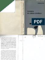Ardao - Filosofia de Lengua Espanola