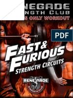 RSC Members Only Fast and Furious