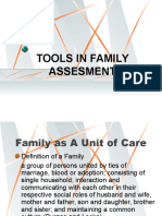 Tools in Family Assessment