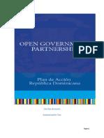 Autoevalución Final 2do. Plan de Acción República Dominicana
