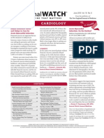 Journal Watch Cardiology 1006