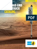 Bilstein Off-road Catalogue
