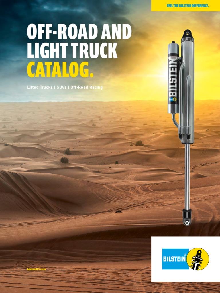 Bilstein 24-225410 Truck & Off Road - 4600 Series Shocks ...  Bilstein Off Road