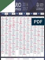 Calendario 2017 Web