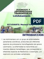 Expo Leishmaniasis