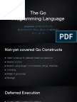 Introduction to Go Programming Language #2