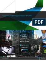 Cognizant HR Deck